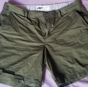Old Navy shorts (Olive green)